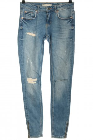 g perfect jeans Skinny Jeans blau Casual-Look