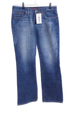 G&S Straight-Leg Jeans blau Casual-Look