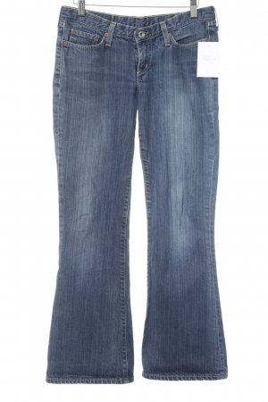 G-Star 3/4 Length Jeans dark blue-blue casual look