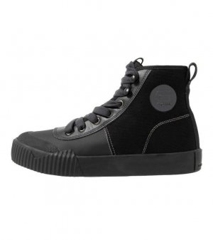 G-Star Raw High Top Sneaker black