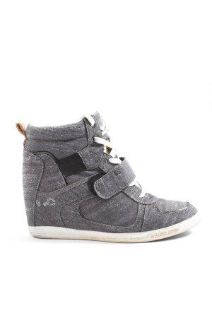 G-Star Absatz Sneaker hellgrau Casual-Look