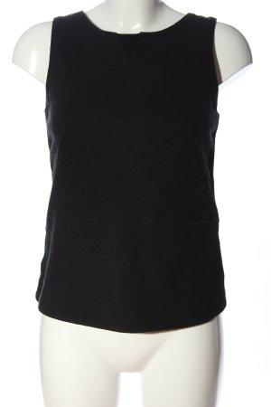 G-Star ärmellose Bluse schwarz Casual-Look