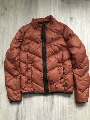 G-Star Down Jacket russet polyamide