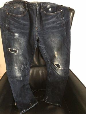 G-Star Arc 3D Low Boyfriend Jeans W29/L32