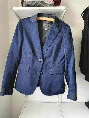 G-Star Blazer in jeans blu-blu scuro
