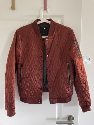 G-Star Giacca bomber ruggine Poliestere