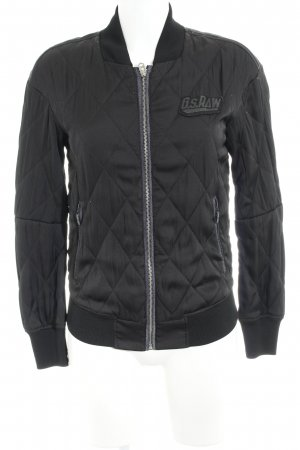 G-Star Bomberjacke schwarz Street-Fashion-Look