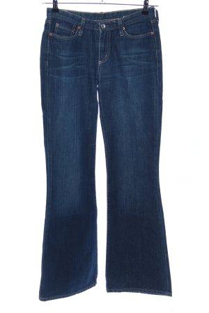 G-Star Boot Cut Jeans blau Casual-Look