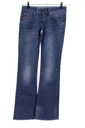 G-Star Jeans svasati blu stile casual