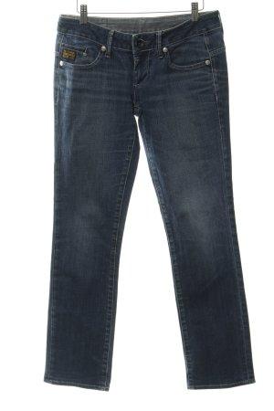 G-Star Boot Cut Jeans graublau Casual-Look