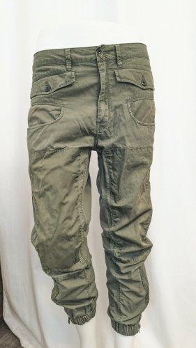 G-Star Pantalone cargo verde oliva