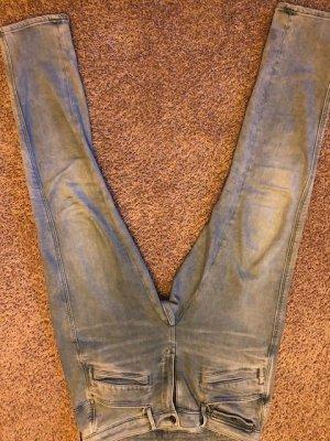 G-Star Boyfriend Jeans pale blue spandex