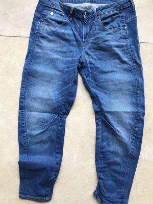 Gstar 7/8-jeans blauw