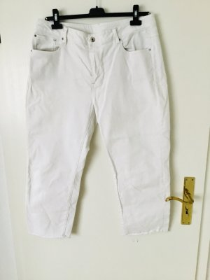 G-Star 7/8 Length Jeans white
