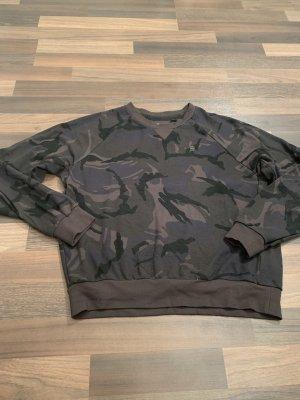 G-Star Camouflage Pulli