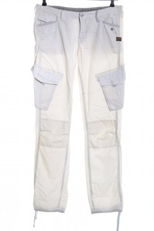 G-Star Cargohose wollweiß Casual-Look