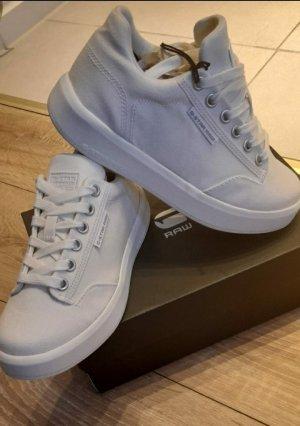 G-Star Raw Skaterschoenen wit