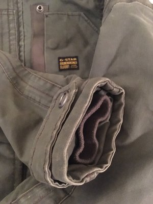 G-Star Raw Outdoor jack khaki
