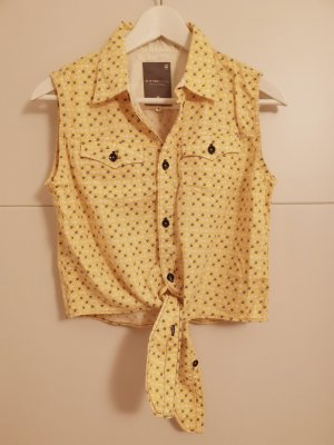 G-STAR denim blouse size S