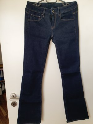 G-Star Raw Denim Flares dark blue