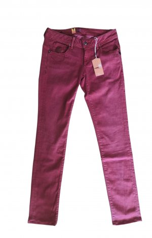 G-Star Skinny Jeans red-raspberry-red