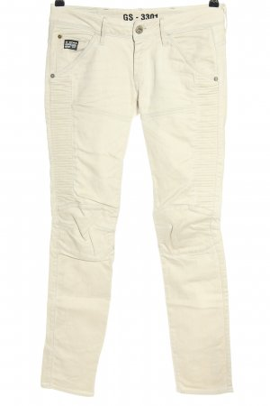 G-Star Five-Pocket-Hose wollweiß Casual-Look