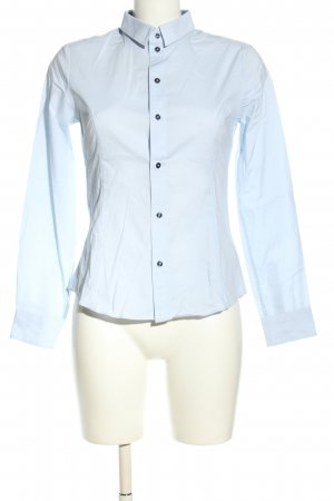 G-Star Hemd-Bluse blau Business-Look