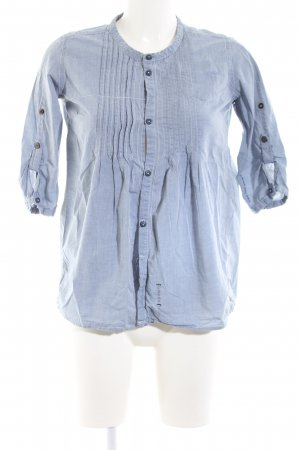 G-Star Hemd-Bluse blau Casual-Look
