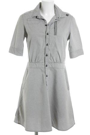 G-Star Shirtwaist dress grey casual look