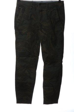 G-Star Spodnie z wysokim stanem Na całej powierzchni W stylu casual