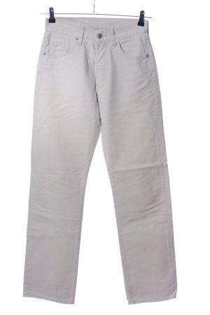 G-Star High Waist Jeans hellgrau Casual-Look