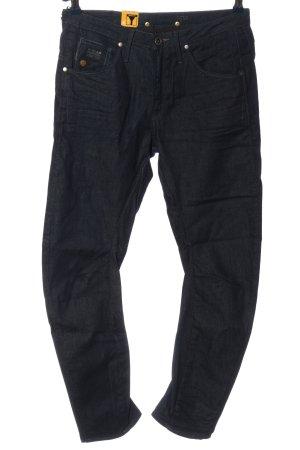 G-Star High Waist Jeans blau Casual-Look