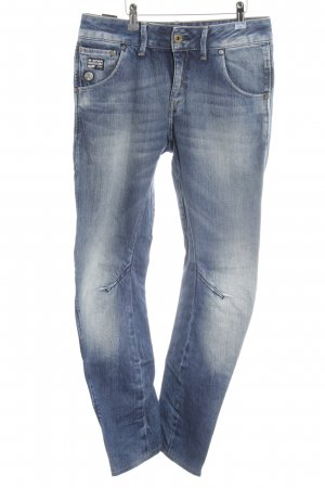 G-Star Hoge taille jeans staalblauw Jeans-look