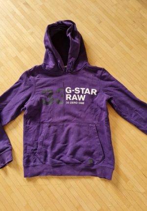 G-Star Raw Sweter z kapturem Wielokolorowy