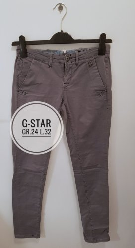 G-Star Low-Rise Trousers grey
