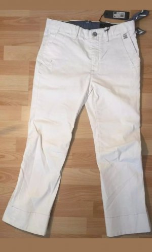 G-Star 7/8 Length Trousers natural white