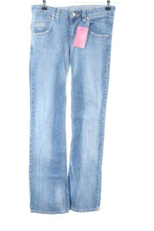 G-Star Jeansy biodrówki niebieski W stylu casual