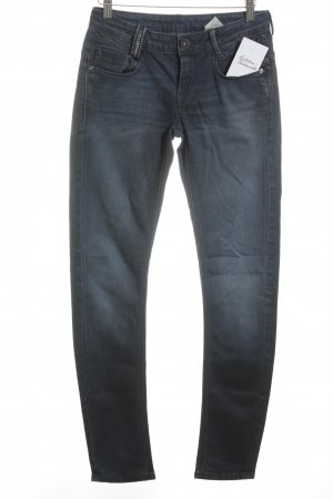 G-Star Jeans taille basse bleu style mode des rues