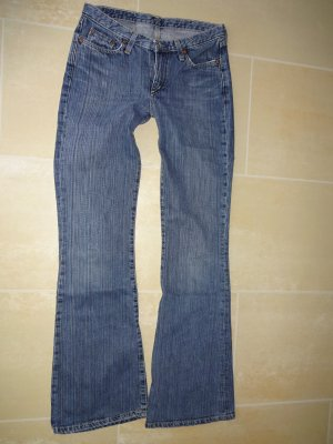 G-Star jeans 3301 low hip flare w28 l34