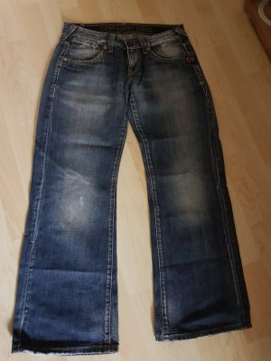 G-Star Raw Low Rise jeans blauw