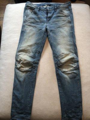 Gstar Slim jeans leigrijs