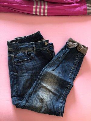Gstar Jeans slim bleu foncé-bleu