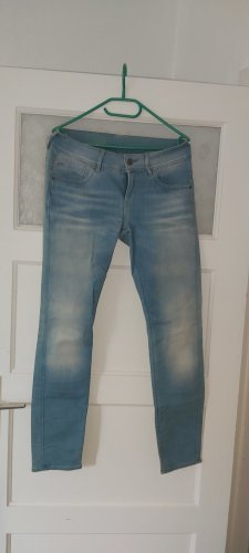 G-Star Skinny Jeans pale blue