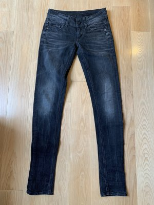 Gstar Low Rise jeans antraciet