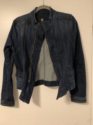 G-Star Raw Blazer in jeans blu