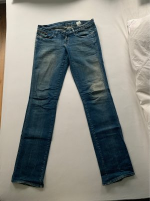 Gstar Jeans slim bleu