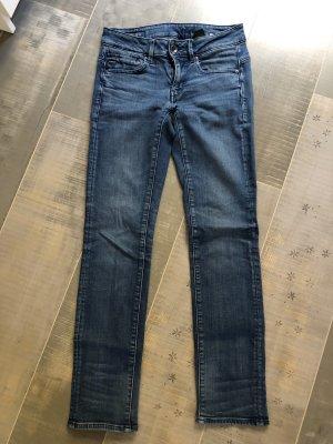 G-Star Jeans dunkelblau Gr. 25 / 30