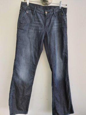 Gstar Jeans vita bassa blu scuro