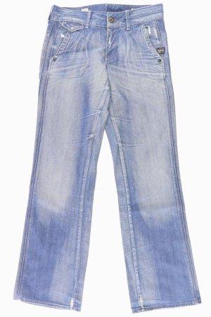G-Star Jeans Größe W28 blau aus Baumwolle