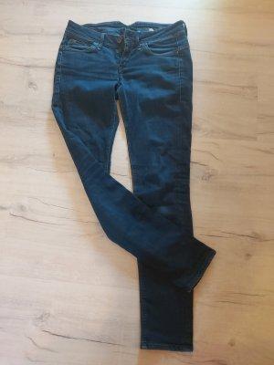 G-Star Pantalone a vita bassa blu